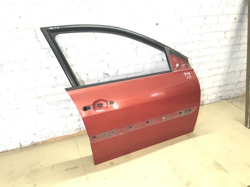 Дверь голая Renault Megane 2 1.9 DCI 2004 передняя правая (б/у)