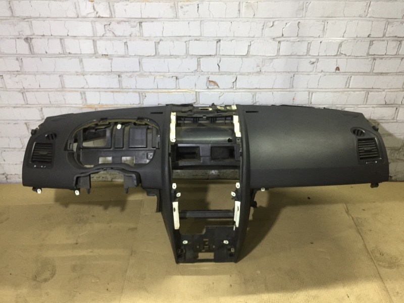 Панель передняя Renault Megane 2 1.9 DCI 2004 (б/у)