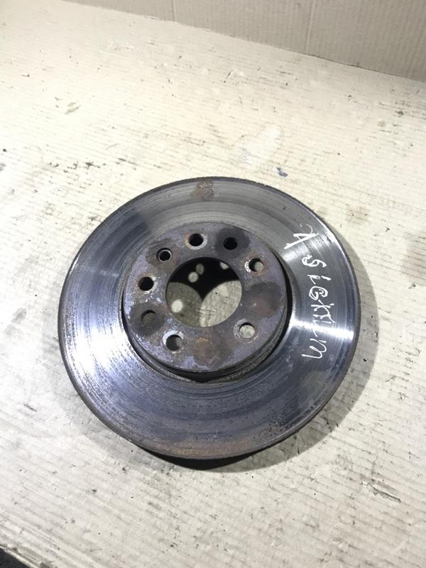 Тормозной диск Opel Signum 2.2 YH 2006 передний (б/у)