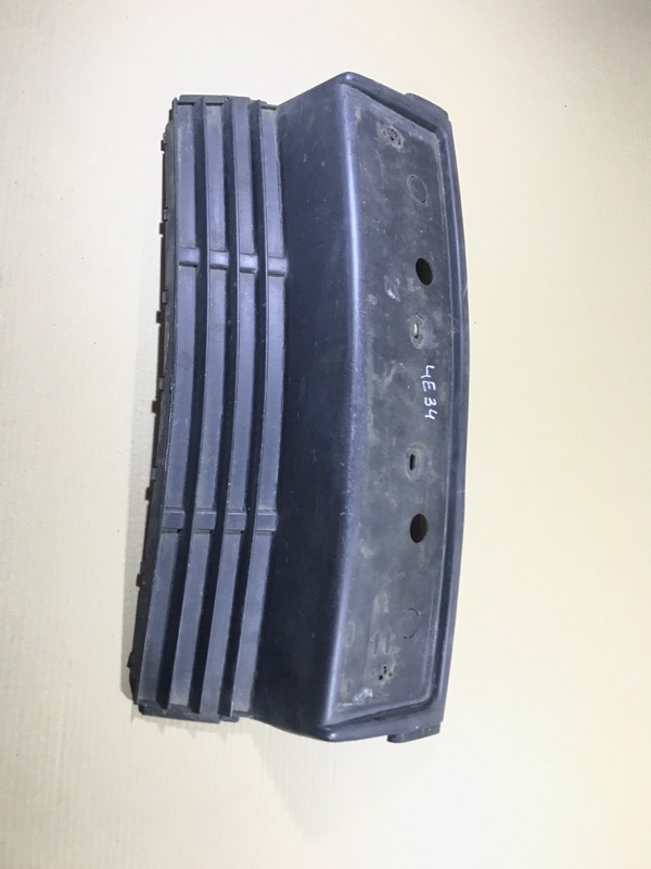 Молдинг бампера Bmw 5-Series E34 M50B25 1993 передний (б/у)
