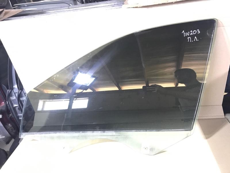 Стекло Mercedes-Benz C-Class W203 1.8 M111.951 переднее левое (б/у)