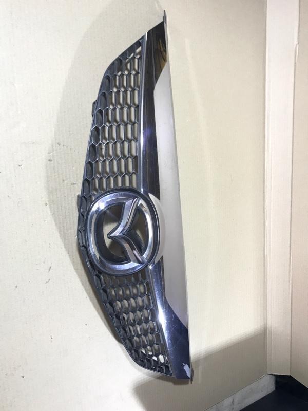 Решетка радиатора Mazda 6 GG 2.0 RF7J 2007 (б/у)