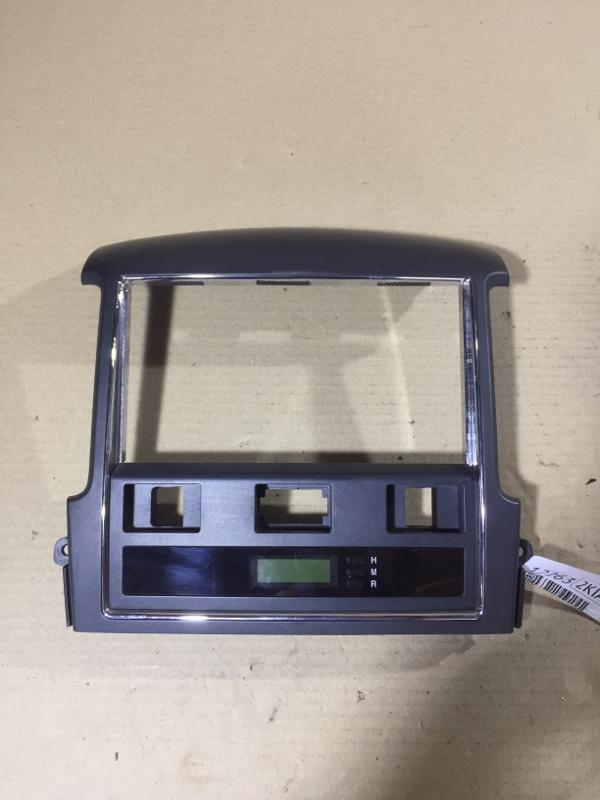 Рамка Kia Sorento BL 2.5 CRDI 2007 (б/у)