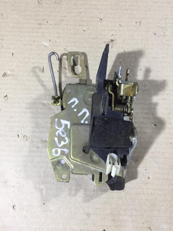 Замок двери Bmw 3-Series E36 M50B20 1993 передний правый (б/у)