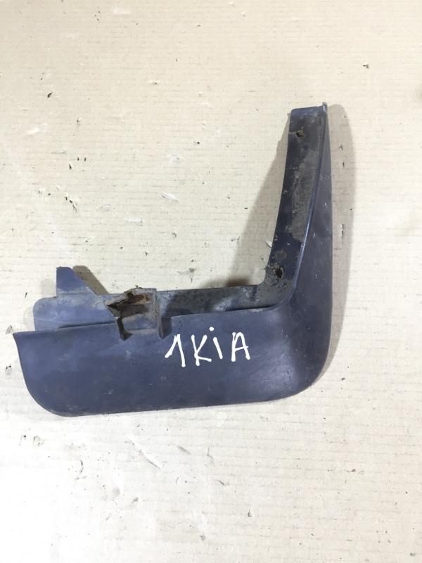 Брызговик Kia Sorento BL 2.5 CRDI 2005 задний правый (б/у)
