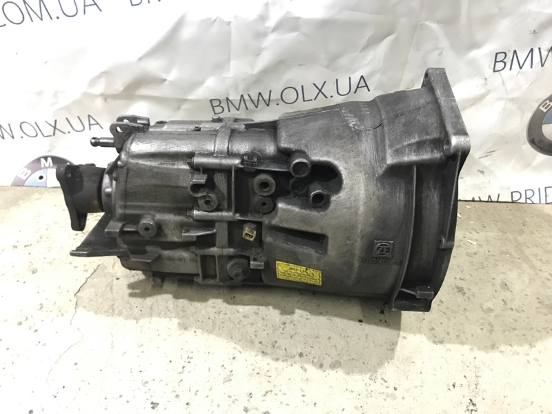 Мкпп Bmw 3-Series E46 M43B19 (б/у)