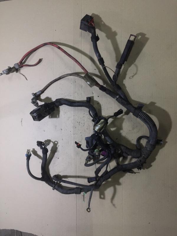 Проводка моторная Opel Signum 2.2 YH 2006 (б/у)