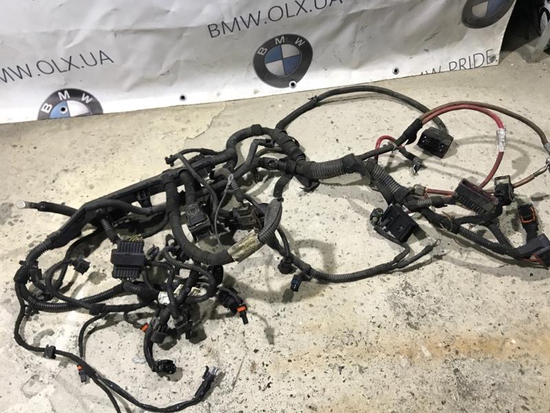Проводка моторная Opel Vectra C 2.2 SE (б/у)