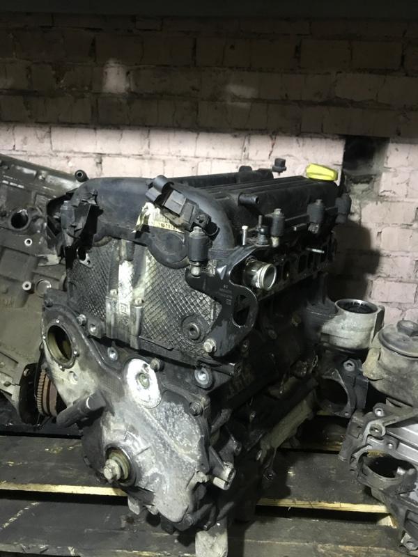 Двигатель Opel Signum 2.2 YH 2006 (б/у)