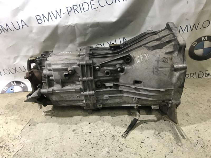 Мкпп Bmw 3-Series F30 N47D20 2013 (б/у)