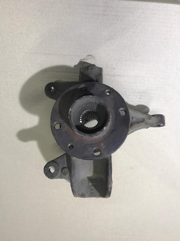 Поворотный кулак Renault Megane 2 1.9 DCI 2004 правый (б/у)