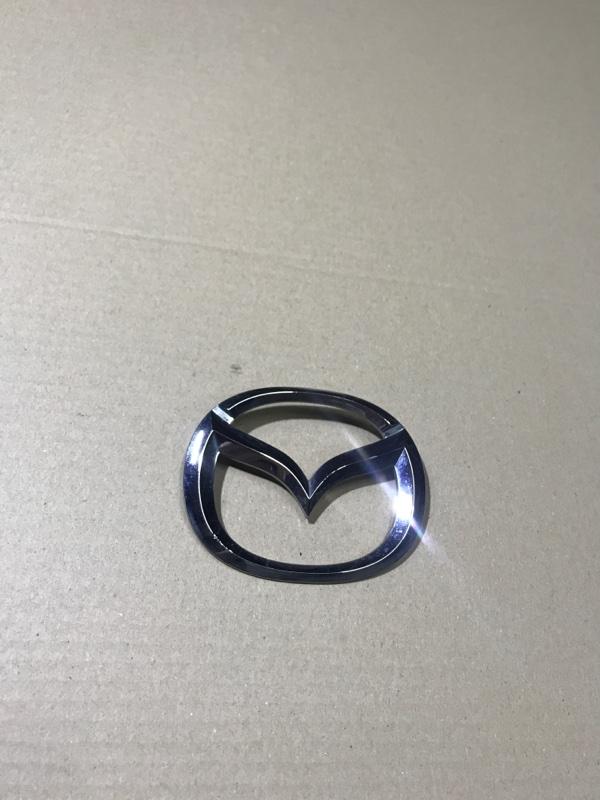 Значок Mazda 6 GG 2.0 RF7J 2007 (б/у)