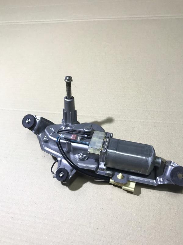 Мотор дворников Mazda 6 GG 2.0 RF7J 2007 задний (б/у)
