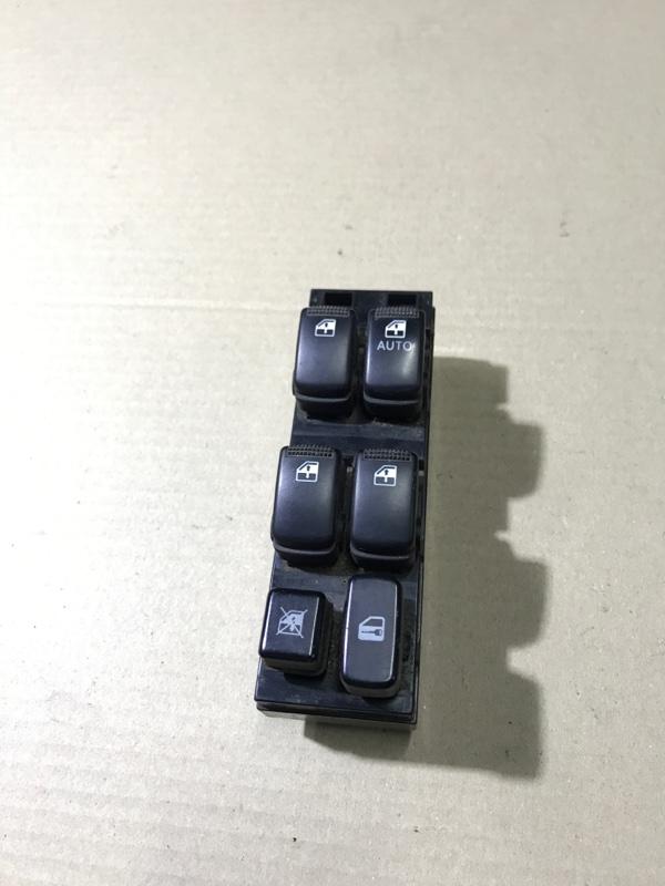 Блок кнопок стеклоподъемников Kia Sorento BL 2.5 CRDI 2005 (б/у)
