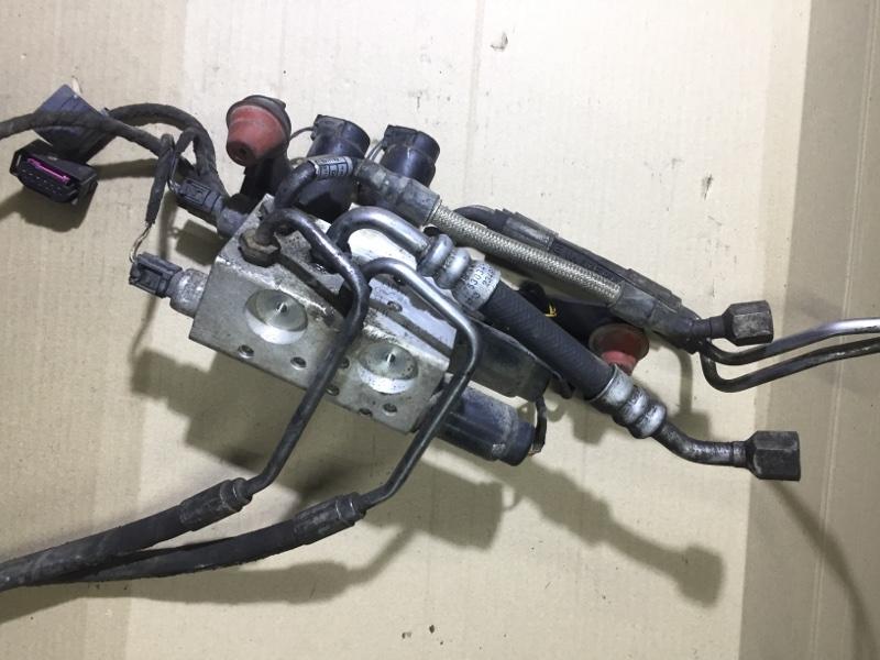 Блок управления abs Bmw 7-Series E65 N62B44 (б/у)