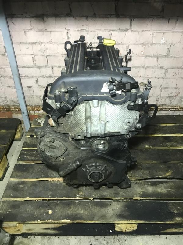 Двигатель Opel Vectra C 2.2 YH 2008 (б/у)