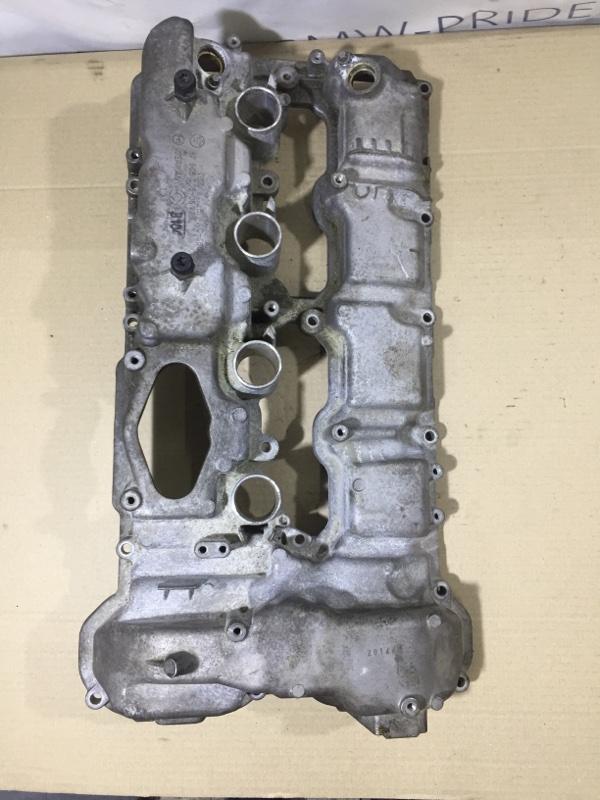Крышка клапанов Bmw 5-Series F10 N63B44 2013 левая (б/у)