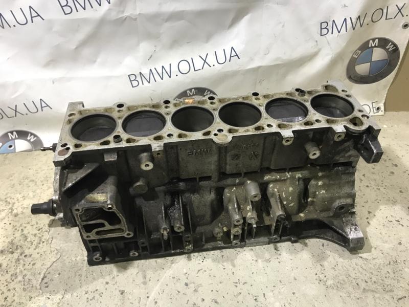 Блок цилиндров Bmw 5-Series E39 M52B20 (б/у)