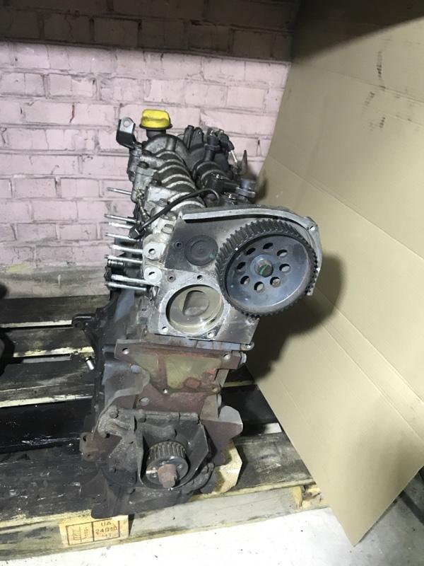 Двигатель Opel Vectra C 1.9 D 2008 (б/у)