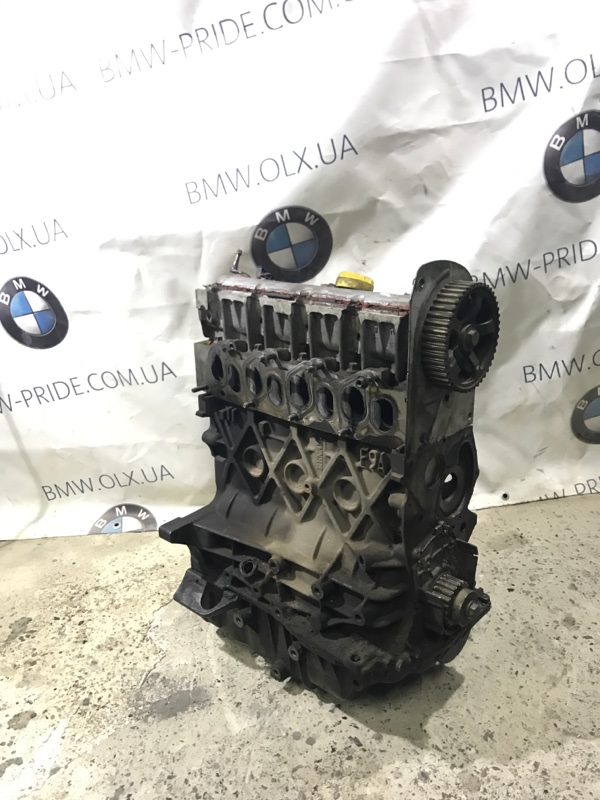 Двигатель Renault Megane 2 1.9 DCI 2004 (б/у)