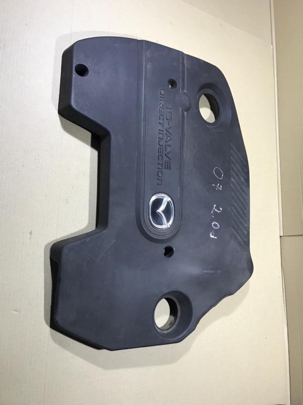 Крышка двигателя Mazda 6 GG 2.0 RF5 2004 (б/у)