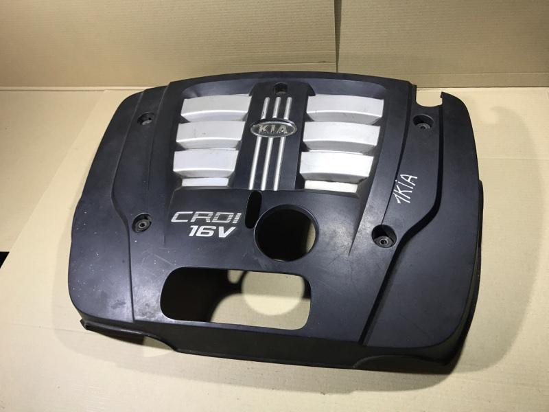 Крышка двигателя Kia Sorento BL 2.5 CRDI 2005 (б/у)