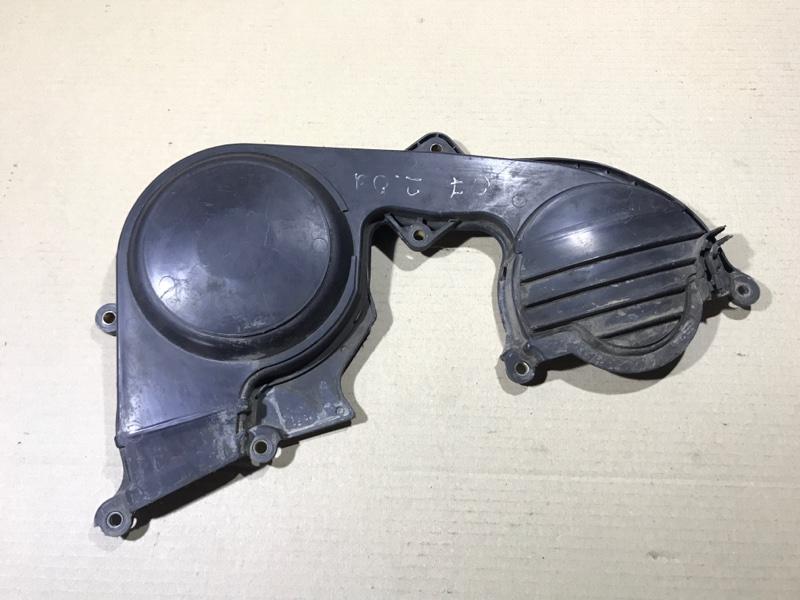 Передняя крышка мотора Mazda 6 GG 2.0 RF5 2004 (б/у)
