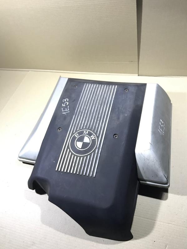 Крышка двигателя Bmw X5 E53 M62B44 2003 (б/у)