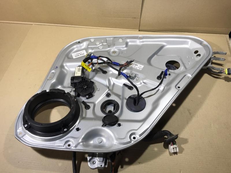 Стеклоподъемник Hyundai Santa Fe CM 2.2 CRDI 2009 задний правый (б/у)