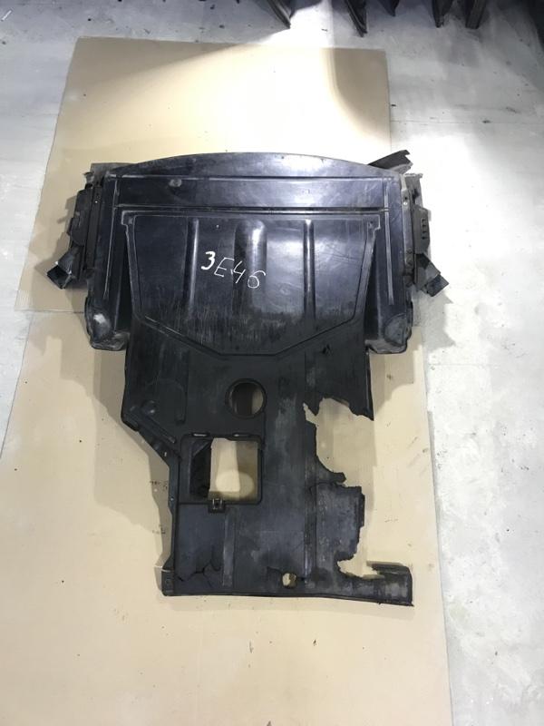 Защита двигателя Bmw 3-Series E46 M43B18 1998 (б/у)