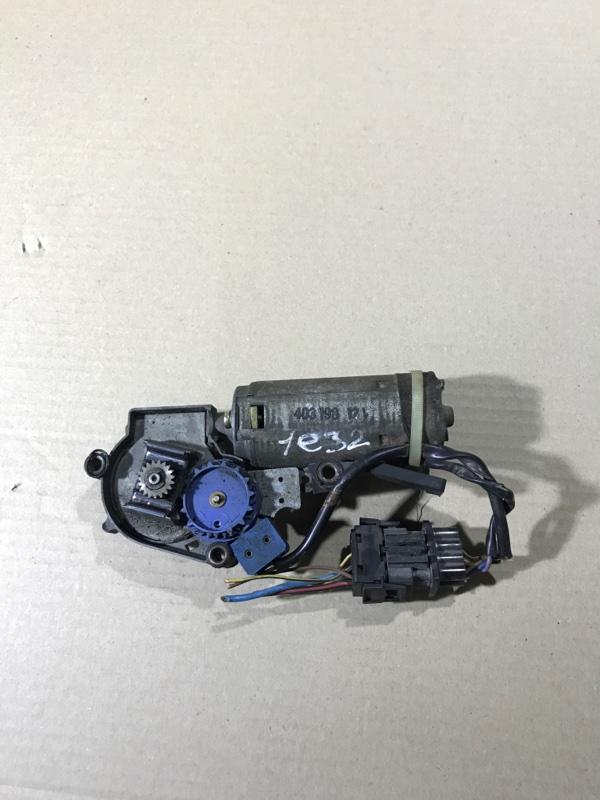 Мотор люка Bmw 7-Series E32 M70B50 1990 (б/у)