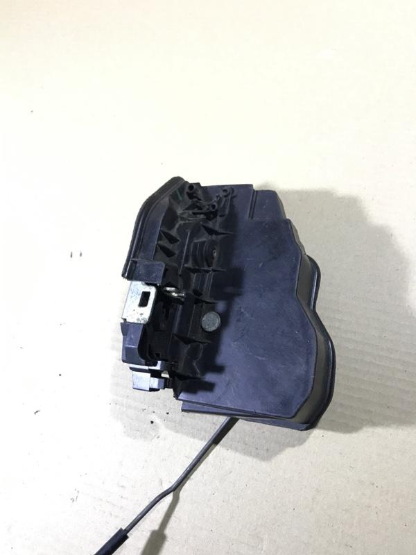 Замок двери Bmw 5-Series E60 M54B30 передний правый (б/у)