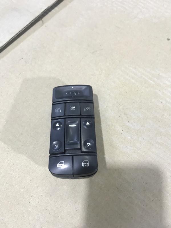 Блок кнопок стеклоподъемников Opel Vectra C 1.9 D 2008 (б/у)