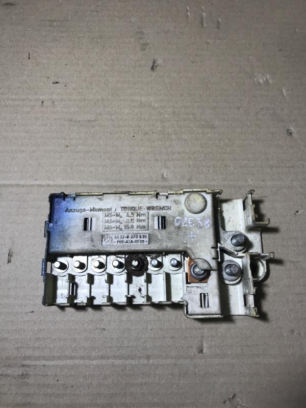 Блок предохранителей Bmw 7-Series E38 M60B30 (б/у)