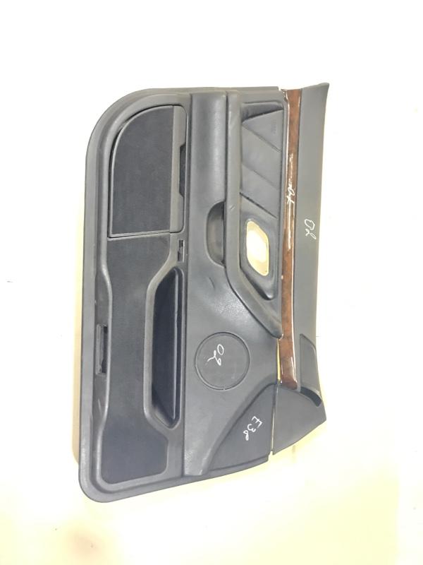 Дверная карта Bmw 7-Series E38 M60B30 передняя левая (б/у)