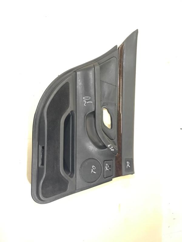 Дверная карта Bmw 7-Series E38 M60B30 задняя левая (б/у)