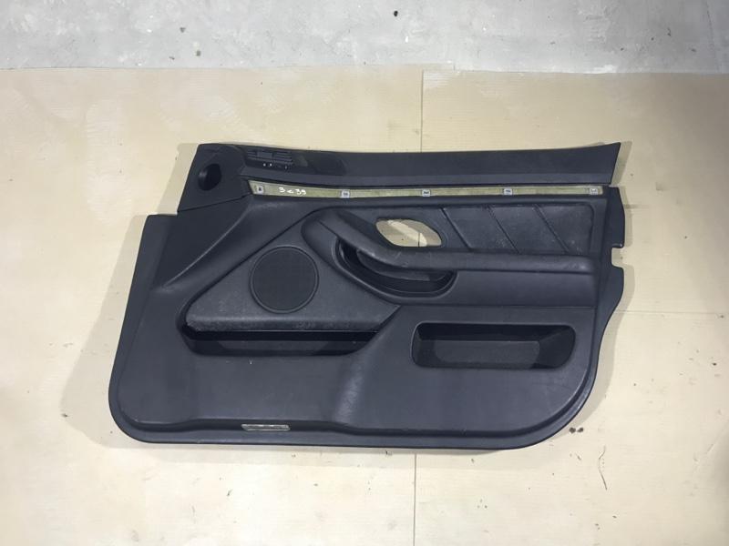 Дверная карта Bmw 5-Series E39 M57D30 2001 передняя правая (б/у)