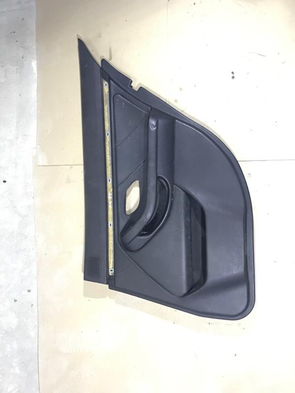 Дверная карта Bmw 5-Series E39 M57D30 2001 задняя правая (б/у)