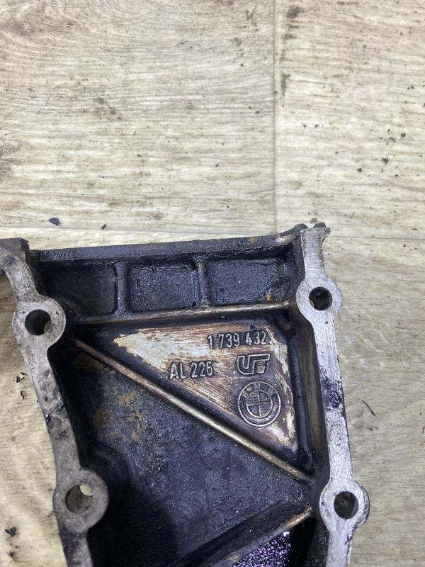 Передняя крышка мотора Bmw 5-Series E34 M43B18 (б/у)