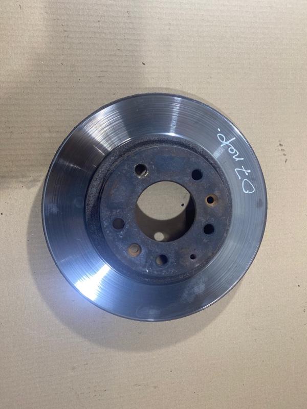 Тормозной диск Mazda 6 GG 2.0 RF5 2004 передний (б/у)