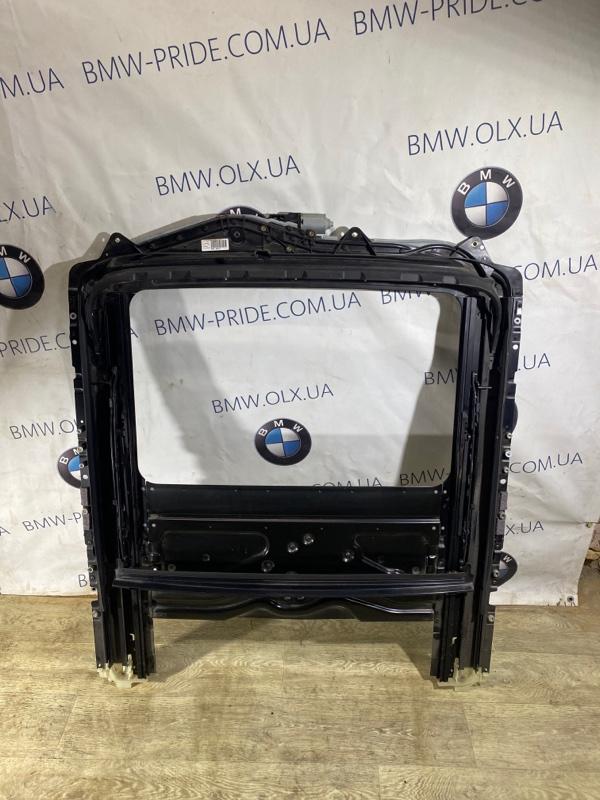 Люк Bmw 5-Series F10 N63B44 2013 (б/у)