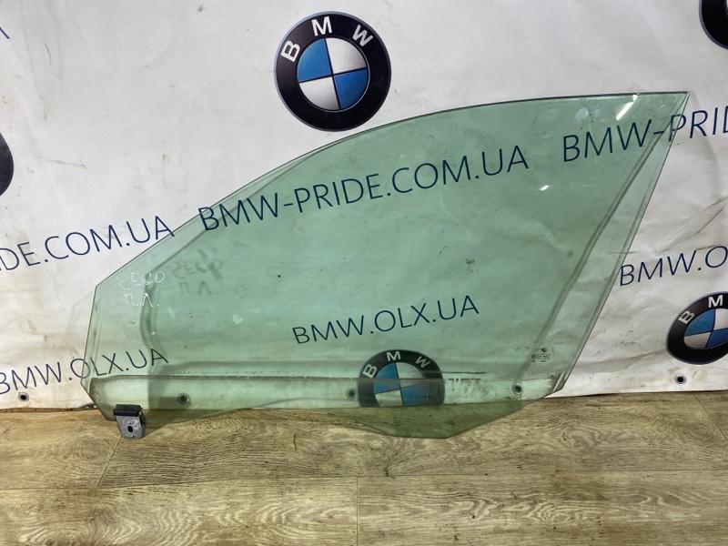 Стекло Bmw 5-Series E60 N52B25 2005 переднее левое (б/у)
