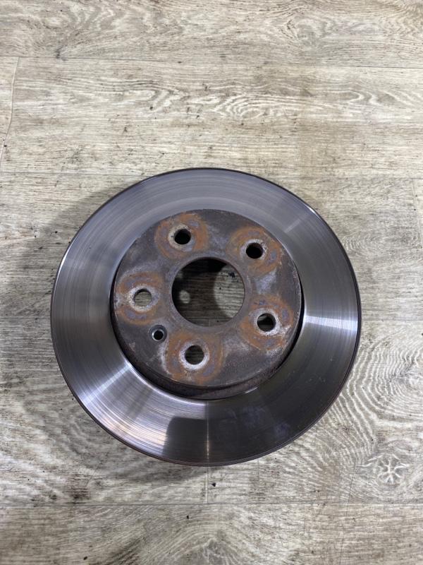 Тормозной диск Opel Insignia A 2.0 DTH 2012 (б/у)