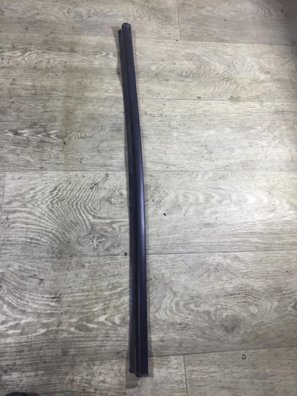 Молдинг на дверь Bmw 7-Series E32 M70B50 1990 задний левый (б/у)