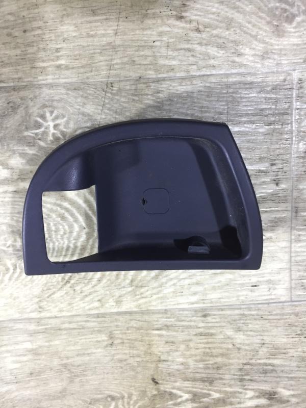 Ручка двери внутренняя Hyundai Santa Fe CM 2.2 CRDI 2009 передняя правая (б/у)
