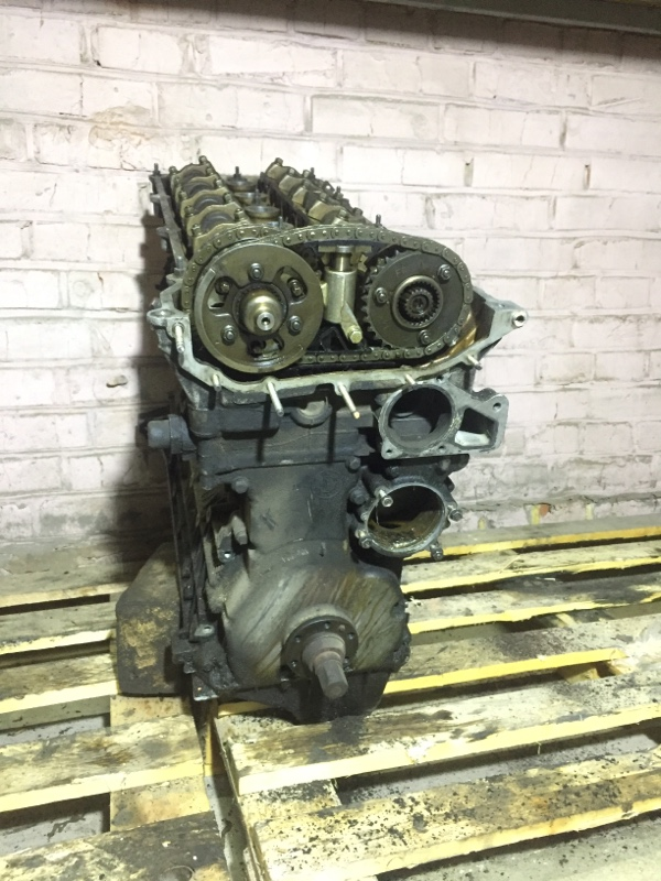 Двигатель Bmw 3-Series E46 M43B19 (б/у)