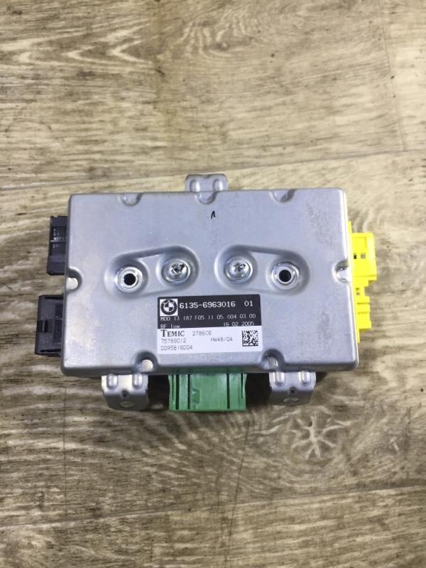 Блок управления дверьми Bmw 5-Series E60 N52B25 2005 передний левый (б/у)