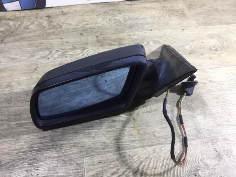 Зеркало Bmw 5-Series E60 N52B25 2005 переднее левое (б/у)