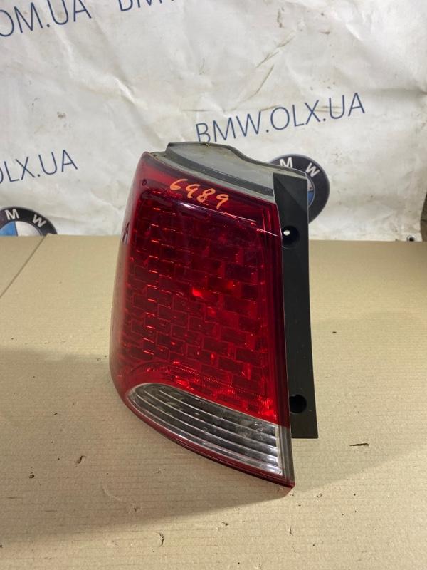 Задний фонарь Kia Sorento 2.4 2013 задний левый (б/у)