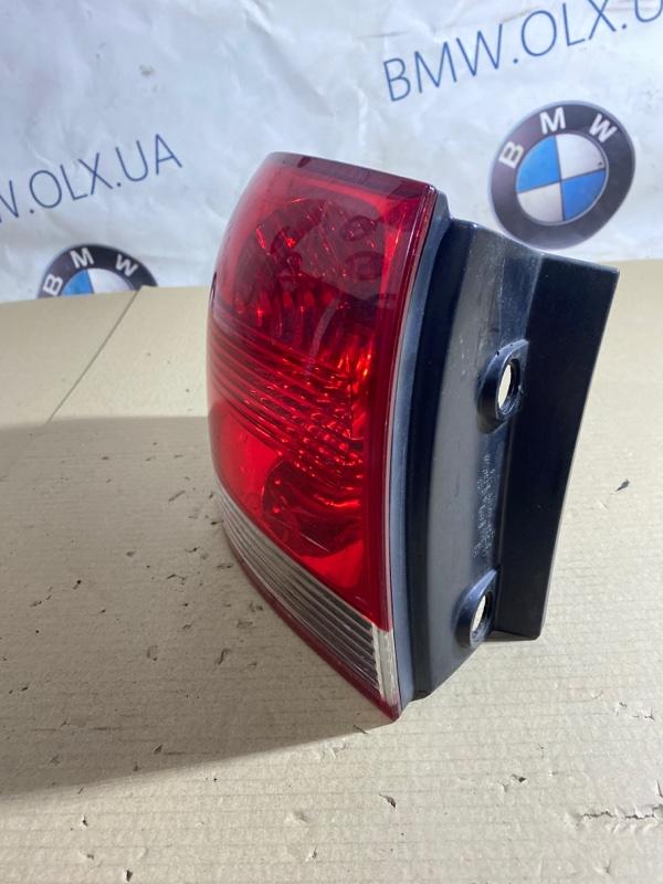 Задний фонарь Volkswagen Touareg 3.2 2004 задний левый (б/у)